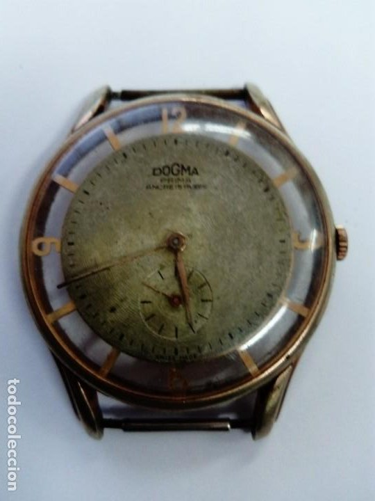 RELOJ DOGMA PRIMA GIGANTE DE 42 MM (Relojes - Pulsera Carga Manual)