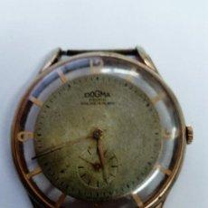 Relojes de pulsera: RELOJ DOGMA PRIMA GIGANTE DE 42 MM. Lote 191509366