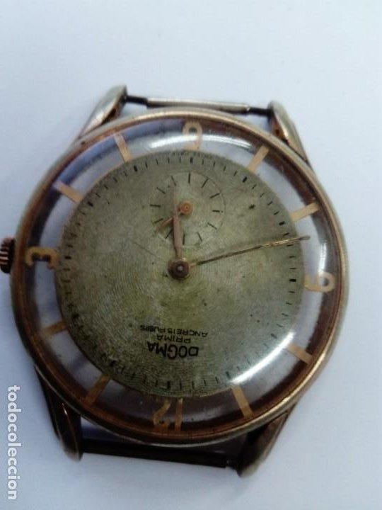 Relojes de pulsera: Reloj Dogma Prima Gigante de 42 mm - Foto 2 - 191509366