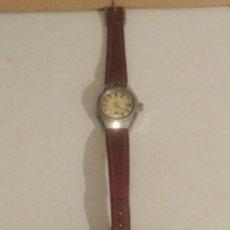Relojes de pulsera: RELOJ DE PULSERA DE SEÑORA REF 0014. Lote 191751195