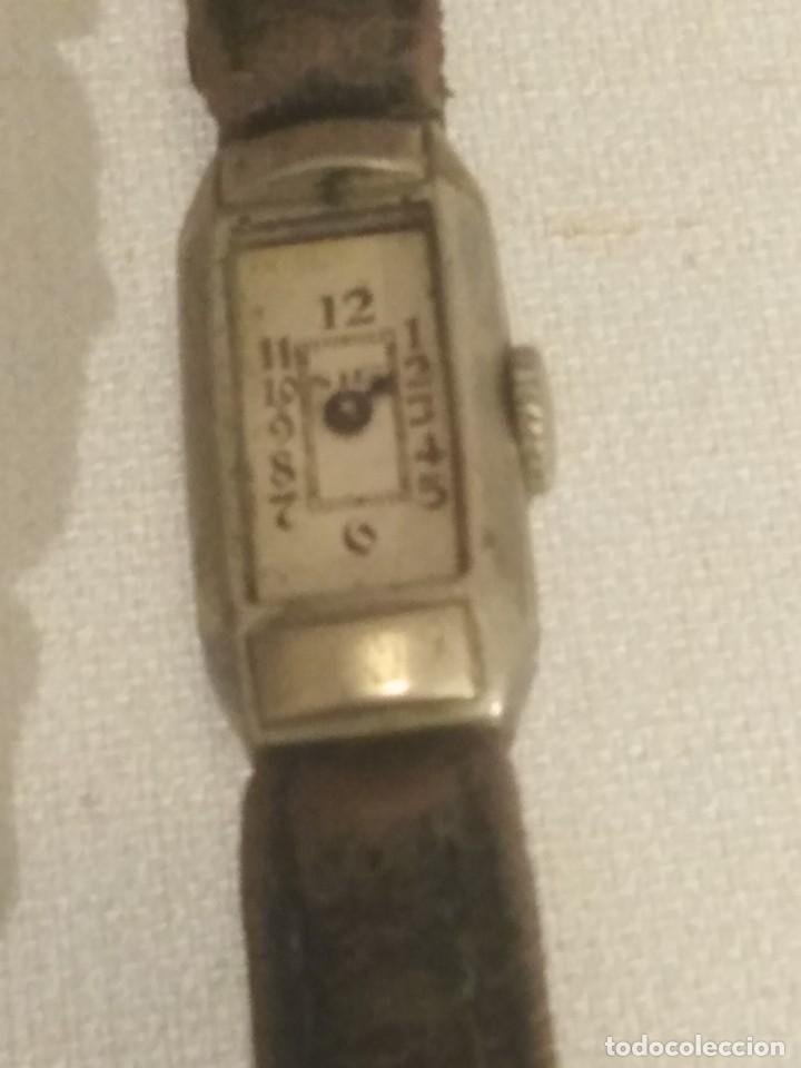 ANTIGUO RELOJ DE SEÑORA DE PULSERA REF 0008 (Relojes - Pulsera Carga Manual)