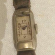 Relojes de pulsera: ANTIGUO RELOJ DE SEÑORA DE PULSERA REF 0008. Lote 191751380