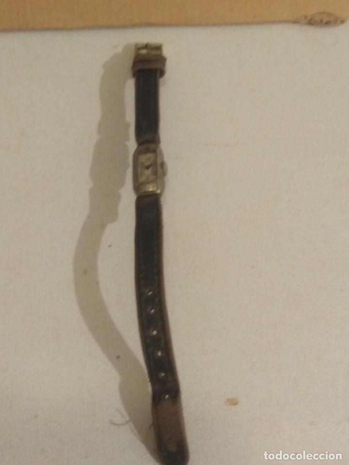 Relojes de pulsera: Antiguo Reloj de señora de pulsera ref 0008 - Foto 2 - 191751380