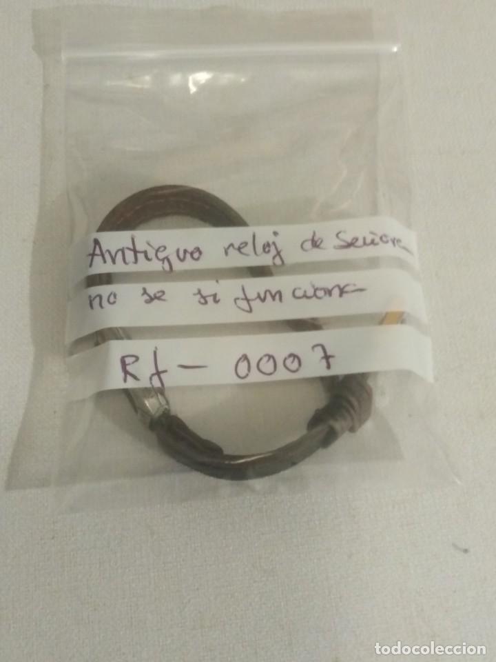 Relojes de pulsera: Antiguo Reloj de señora de pulsera ref 0008 - Foto 4 - 191751380