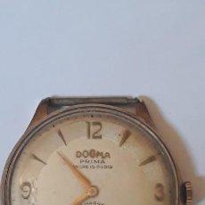Relojes de pulsera: RELOJ DE PULSERA CARGA MANUAL DOGMA ANCRE 15 RUBIS,. Lote 192170408