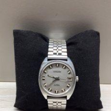 Relojes de pulsera: RELOJ CITIZEN 63-1230 CARGA MANUAL CABALLERO. Lote 192190328
