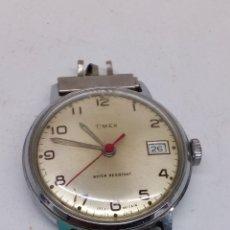 Relojes de pulsera: RELOJ TIMEX CARGA MANUAL PARA PIEZAS. Lote 192382526