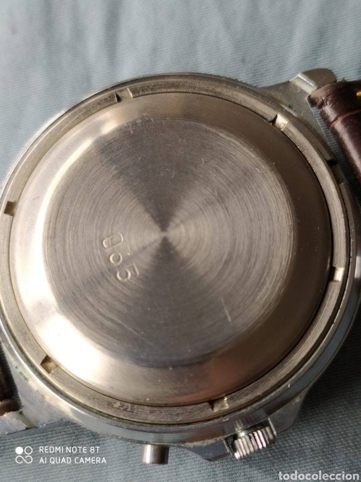 Relojes de pulsera: Reloj ruso automatico Slava URSS - Foto 9 - 180159972