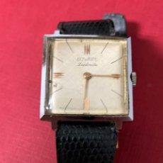 Relojes de pulsera: RELOJ DE CARGA MANUAL DE PULSERA DUWARD DIPLOMATIC. Lote 192520896