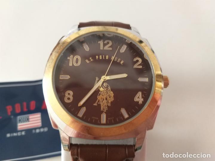 Relojes de pulsera: Reloj de hombre de la marca U.S. POLO. - Foto 2 - 192558560