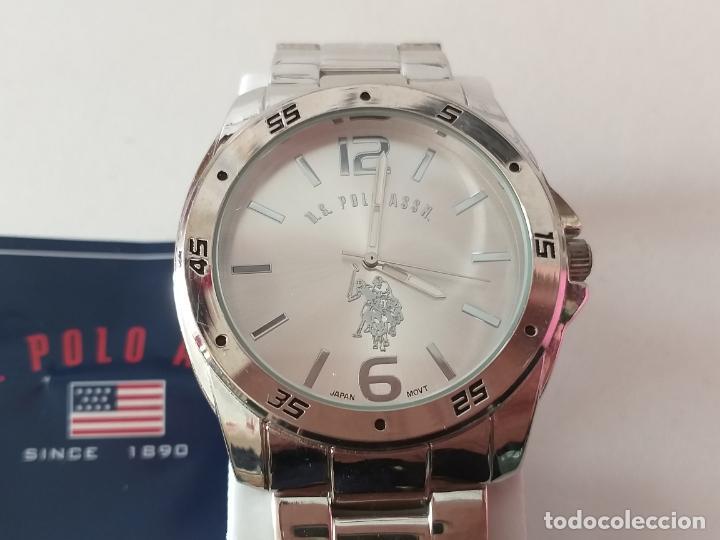 Relojes de pulsera: Reloj de hombre de la marca U.S. POLO. - Foto 2 - 192558665