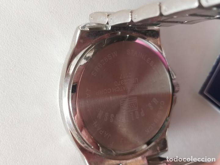 Relojes de pulsera: Reloj de hombre de la marca U.S. POLO. - Foto 4 - 192558665