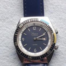 Relojes de pulsera: RELOJ MARCA MATEX. TIPO SUBMARINISTA DE CABALLERO. FUNCIONANDO.. Lote 192670883