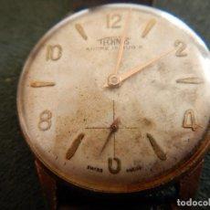 Relojes de pulsera: RELOJ TECHNOS. Lote 192702808