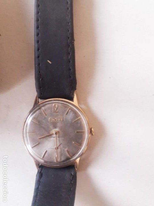 RELOJ DUWARD DE CARGA MANUAL. (Relojes - Pulsera Carga Manual)