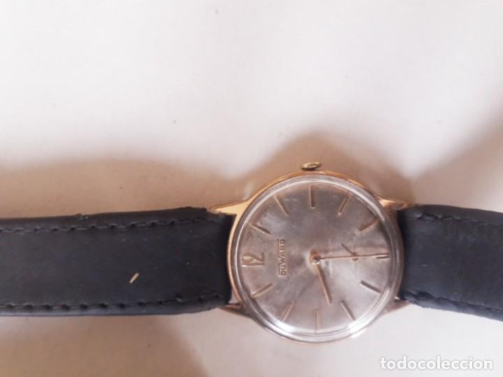 Relojes de pulsera: RELOJ DUWARD DE CARGA MANUAL. - Foto 2 - 192844777