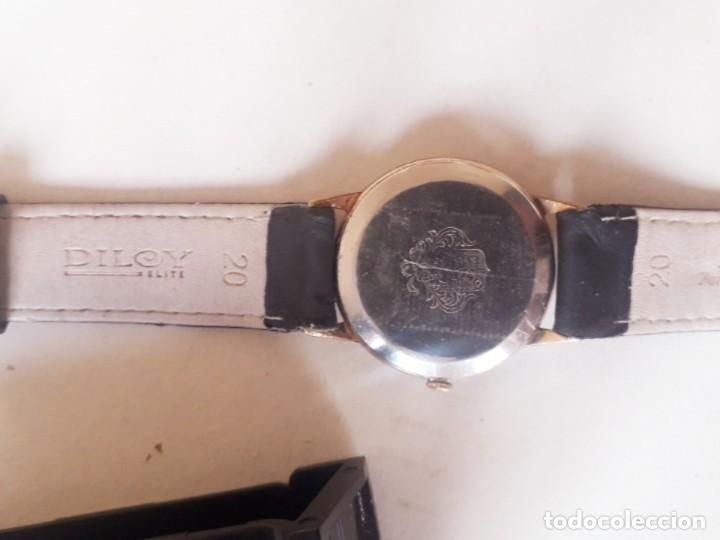 Relojes de pulsera: RELOJ DUWARD DE CARGA MANUAL. - Foto 3 - 192844777
