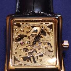 Relojes de pulsera: RELOJ DE PULSERA DE DISEÑO. Lote 192911250