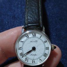 Relojes de pulsera: ANTIGUO RELOJ ACTION DE CUERDA. Lote 192983660