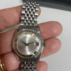 Relojes de pulsera: RELOJ AGON CARGA MANUAL . FUNCIONANDO . Lote 193195212