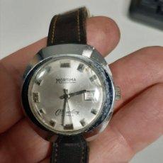 Relojes de pulsera: RELOJ MORTIMA MAYERLING, FUNCIONANDO . Lote 193195376