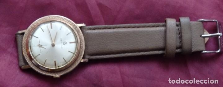 Relojes de pulsera: RELOJ DE CUERDA CERTINA FUNCIONANDO - Foto 4 - 193614457