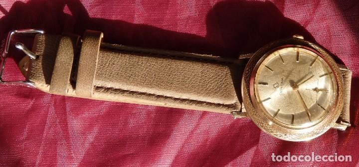 Relojes de pulsera: RELOJ DE CUERDA CERTINA FUNCIONANDO - Foto 5 - 193614457
