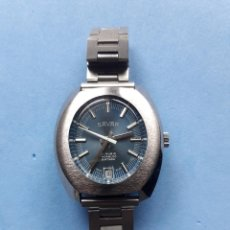 Relojes de pulsera: RELOJ MARCA SAVAR. CLÁSICO DE CABALLERO. FUNCIONANDO.. Lote 193875045