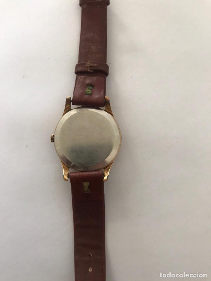 Relojes de pulsera: Reloj CYMA oro 750 milésimas. Años 50 - Foto 3 - 194011116