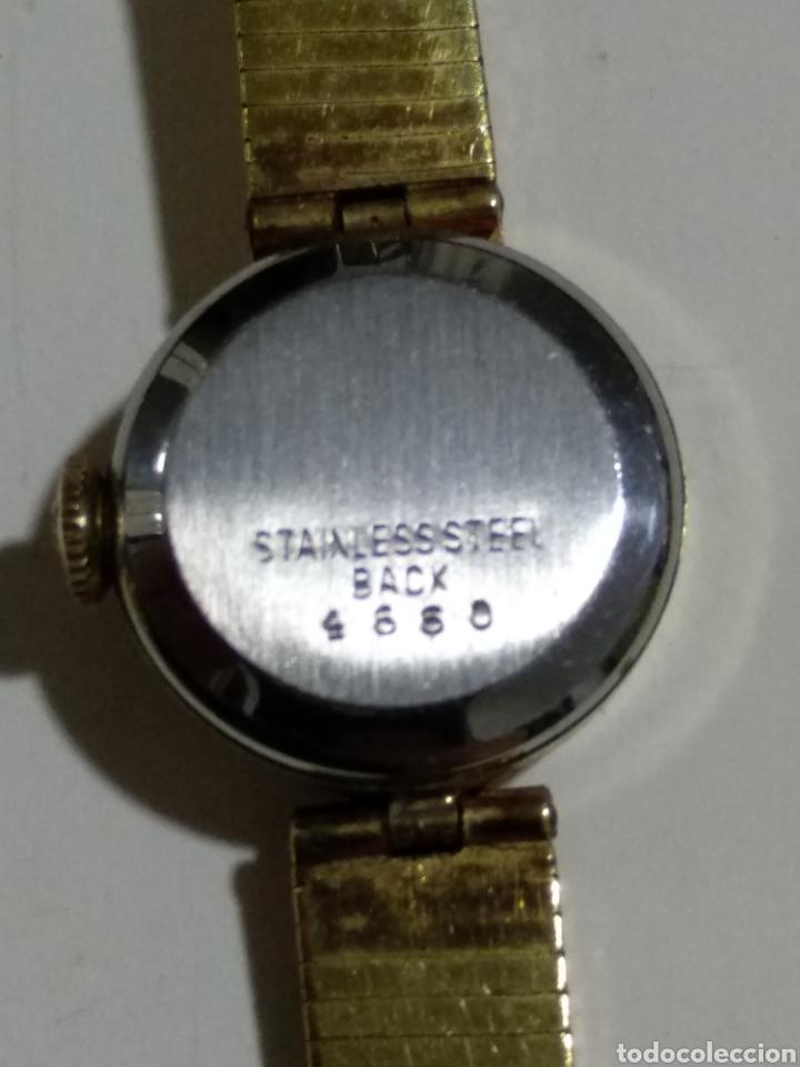 Relojes de pulsera: ANTIGUO RELOJ FORTIS DE SEÑORA - Foto 3 - 194092060