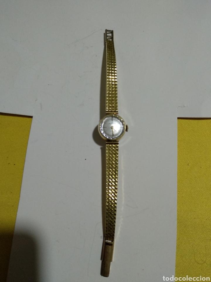 Relojes de pulsera: ANTIGUO RELOJ FORTIS DE SEÑORA - Foto 5 - 194092060