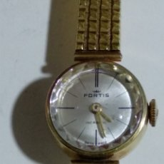 Relojes de pulsera: ANTIGUO RELOJ FORTIS DE SEÑORA. Lote 194092060