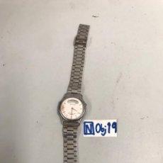 Relojes de pulsera: RELOJ CASIO PARA PIEZAS. Lote 194192995