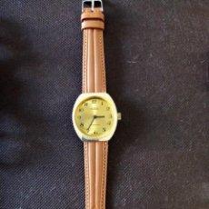 Relojes de pulsera: RELOJ DE PULSERA RUJLA VINTAGE A CUERDA PARA HOMBRE. Lote 194209313