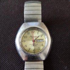 Relojes de pulsera: RELOJ DE PULSERA THERMIDOR A CUERDA EN FUNCIONAMIENTO. Lote 194213281