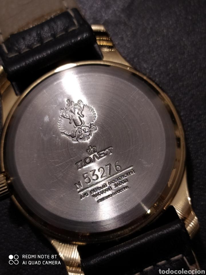 Relojes de pulsera: Reloj mecanico ruso Poljot Admiral serie limitada - Foto 9 - 194223513