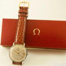 Relojes de pulsera: RELOJ OMEGA VINTAGE FUNCIONANDO ES DE CUERDA . Lote 194227678
