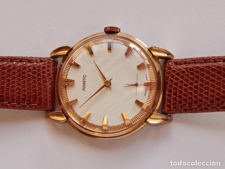 RELOJ AVANTIC JUMBO 41MM AS 1520 (TIPO CAUNY DOGMA) (Relojes - Pulsera Carga Manual)