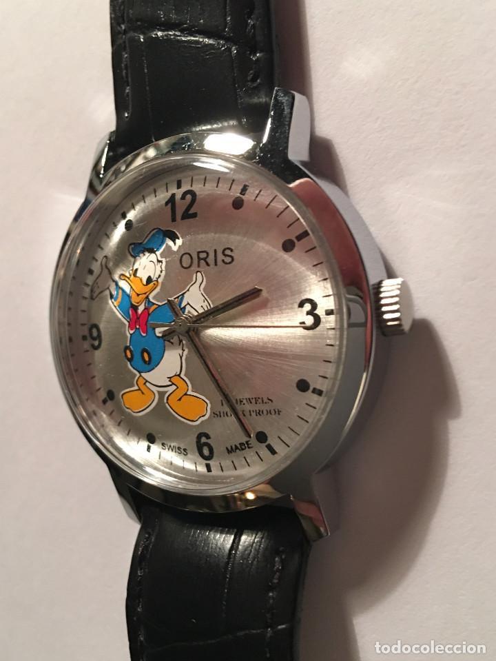 RELOJ PATO DONALD (Relojes - Pulsera Carga Manual)