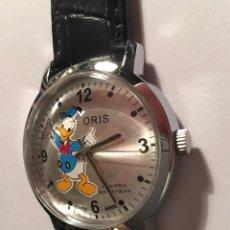 Relojes de pulsera: RELOJ PATO DONALD. Lote 194254700