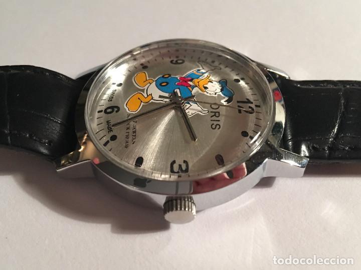 Relojes de pulsera: Reloj Pato Donald - Foto 2 - 194254700