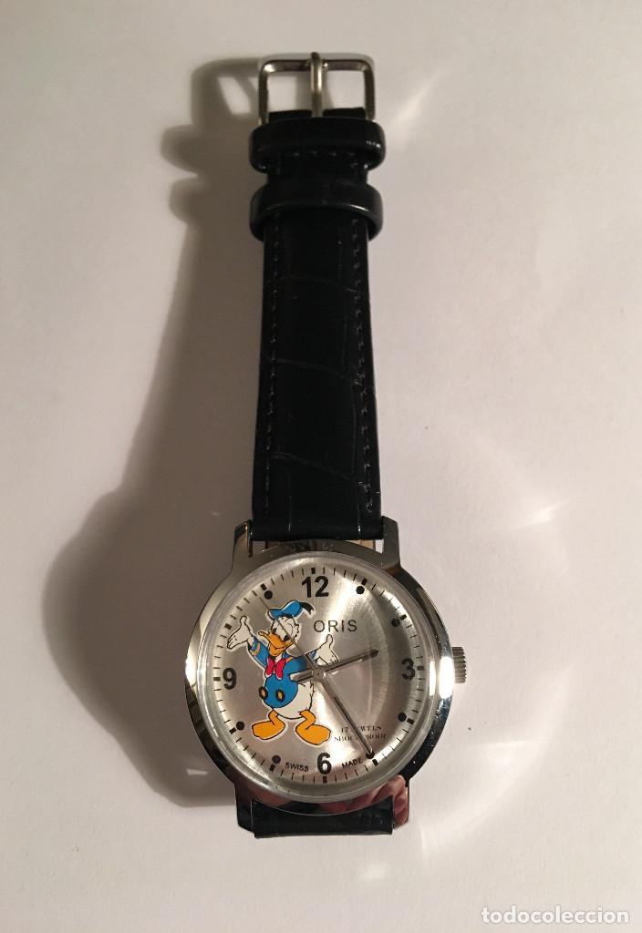 Relojes de pulsera: Reloj Pato Donald - Foto 3 - 194254700