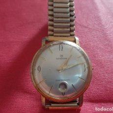Relojes de pulsera: RELOJ NEWMARK, FALTA CORONA, 35 MM SCC, DE CUERDA.. Lote 194291026