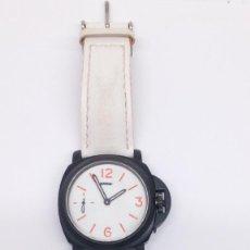 Relojes de pulsera: RELOJ SUIZO DE HOMBRE GRANDE FUNCIONANDO. Lote 194308320