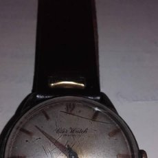 Relojes de pulsera: RELOJ CLER WATCH 17 RUBIES ANTIMAGNETICO . FOND ACERO INOXIDABLE MADE SWISS . Lote 194319842