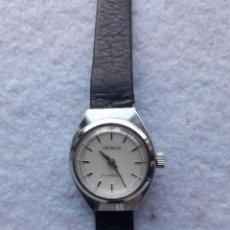 Relojes de pulsera: RELOJ MARCA CETIKON. CLÁSICO DE DAMA. . Lote 194325232