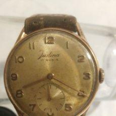 Relojes de pulsera: RELOJ JUSTINA ANTIGUO. Lote 194330765