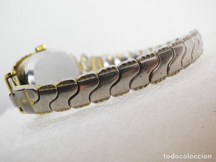 Relojes de pulsera: ANTIGUO ORIGINAL NEWTON DAMA MECANICO AÑOS 70 BUEN ESTADO FUNCIONA LOTE WATCHES - Foto 9 - 194337593