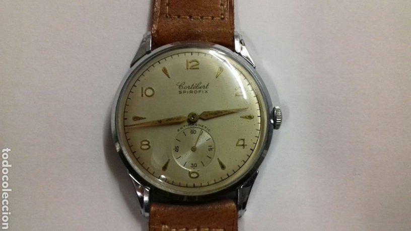 CORTEBERT (Relojes - Pulsera Carga Manual)