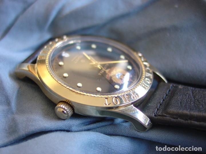 Relojes de pulsera: Reloj mecanico ruso Poljot Admiral serie limitada - Foto 3 - 194223513